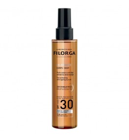 FILORGA UV-BRONZE BODY ACEITE SPRAY 30 SPF 150ML